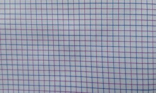 Blue & Purple Checked