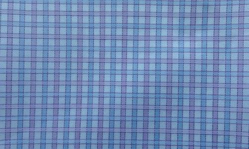 Blue & pink Checkered