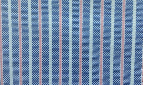 Blue And Pink Stripe