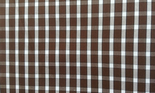Brown Checked