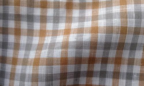 Brown Gray checkered