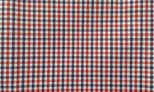 Red, Blue Checkered