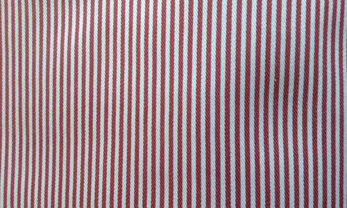 Red Narrow Stripe