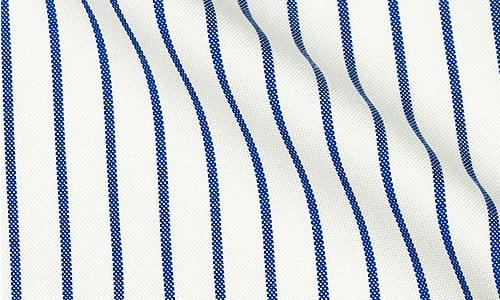 Slim Blue And White