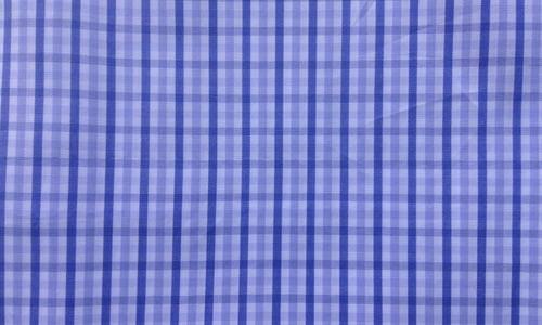 Big Blue Checkered