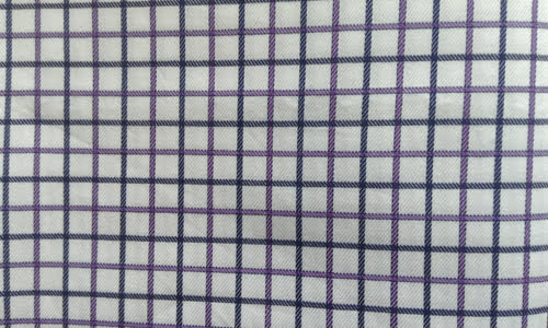 Blue to Purple Checked