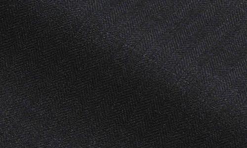 Dark Gray Heringbone