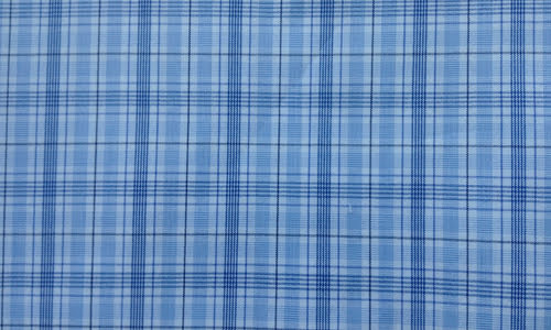 Medium Blue Checkered