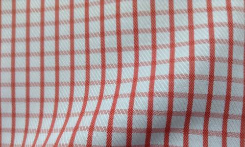 Red Checked
